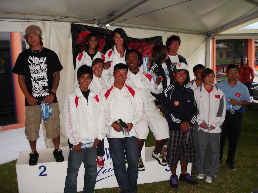 Team Singapore Gold
